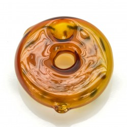 Donut Glass Pipe