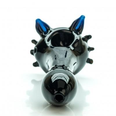 Black Cat Glass Pipe - Tom