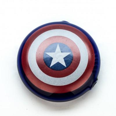 Captain America Glass Pipe